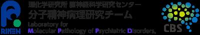 理化学研究所 脳神経科学研究センター 分子精神病理研究チーム